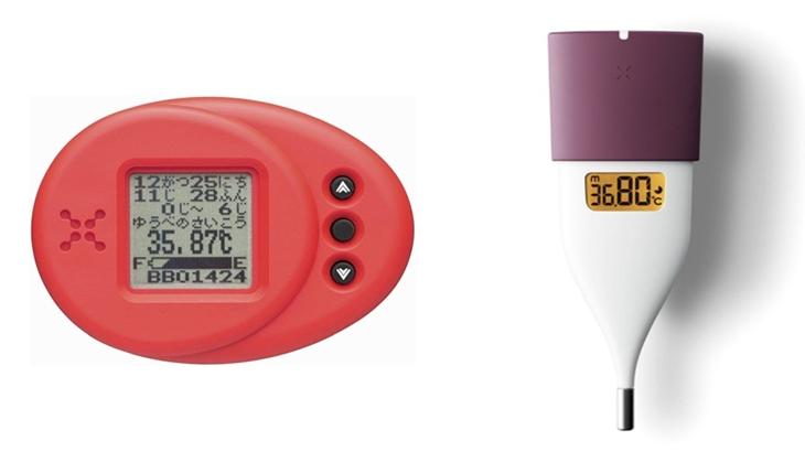 【ルナルナで使える】スマホ対応婦人用基礎体温計の選び方・人気4機種を徹底比較